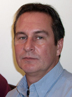 Photo of lecturer Mark Leach